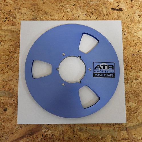 <美品!> オープンリール テープ ATR 10号 メタルリール 100
