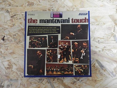 <再生確認済み> 「 THE MANTOVANI TOUCH 」 マントヴァーニ オープンリール 7号 ミュージック テープ