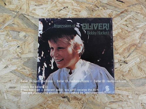 IMPRESSIONS OF OLIVER! / BOBBY HACKETT