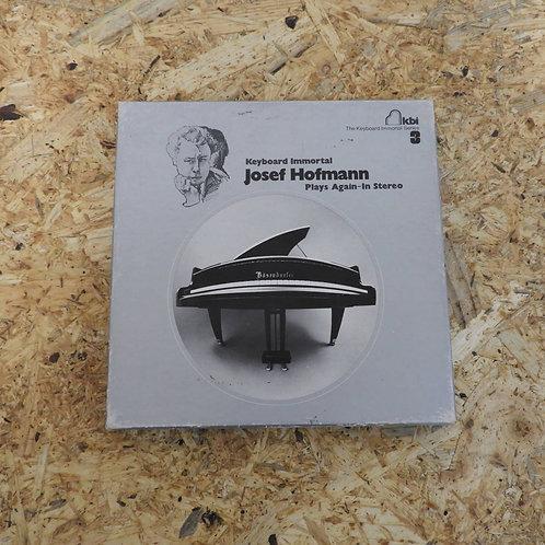 <再生確認済み>「 KEYBOARD IMMORTAL : JOSEF HOFMANN : PLAYS AGEIN-IN STEREO 」 オープンリール 7号