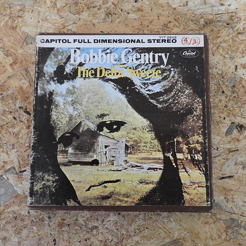 <再生確認済み>「 THE DELTA SWEETE / BOBBIE GENTRY 」 オープンリール 7号 ミュージック テープ