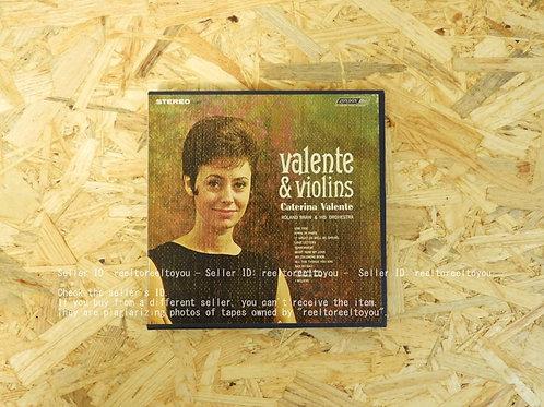 VALENTE & VIOLINS / ROLAND SHAW