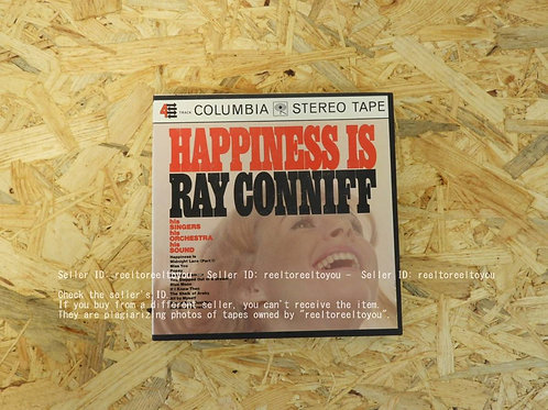 HAPPINESS IS / RAY CONNIFF