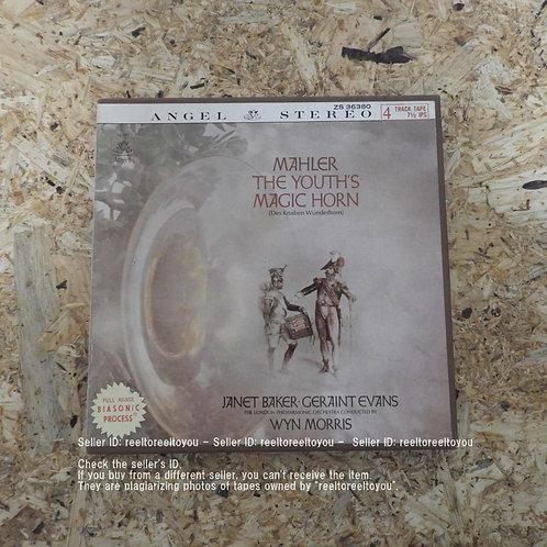 MAHLER : THE YOUTH'S MAGIC HORN / WYN MORRIS
