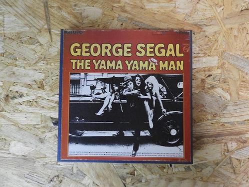<再生確認済み>「 GEORGE SEGAL / THE YAMA YAMA MAN 」 オープンリール 7号 ミュージック テープ