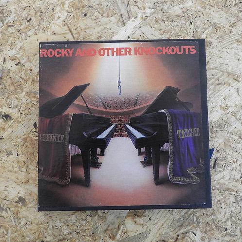 <再生確認済み>「 ROCKY AND OTHER KNOCKOUTS / FERRANTE & TEICHER 」 オープンリール 7号 ミュージック テープ