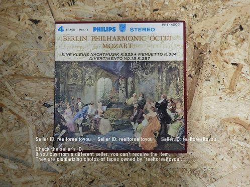 モーツァルト / ベルリン ・ フィルハーモニー八重奏団