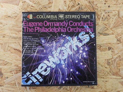 <再生確認済み>「 FIREWORKS! 」 オープンリール 7号 ミュージック テープ