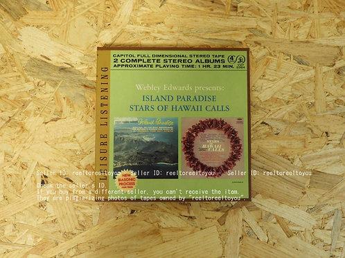 ISLAND PARADISE / WEBLEY EDWARDS