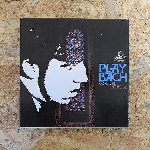 <再生確認済み>「 プレイ・バッハ・ゴールデン・アルバム 」 オープンリール 7号 ミュージック テープ
