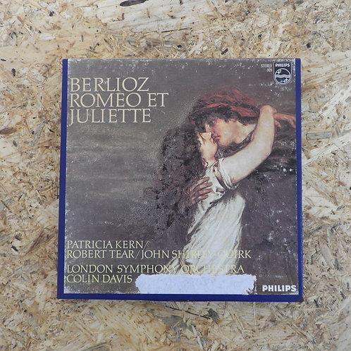 <再生確認済み>「BERLIOZ : ROMEO ET JULIETTE / LONDON SYMPHONY COLIN DAVIS 」 オープンリール 7号