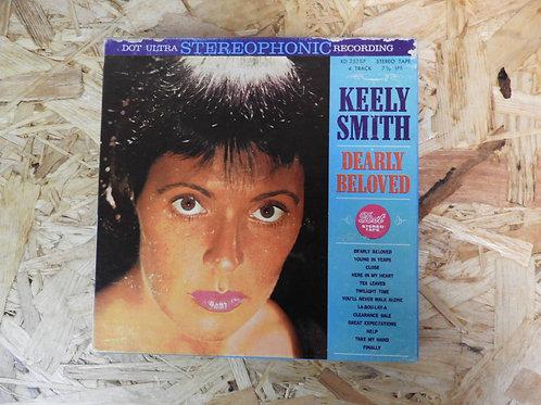 <再生確認済み>「 DEARLY BELOVED / KEELY SMITH 」 オープンリール 7号 ミュージック テープ