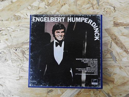 <再生確認済み・訳あり品>「 ENGELBERT HUMPERDINCK 」 オープンリール 7号 ミュージック テープ