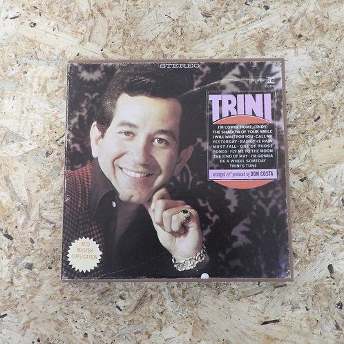 <再生確認済み>「 TRINI / TRINI LOPEZ 」 オープンリール 7号 ミュージック テープ