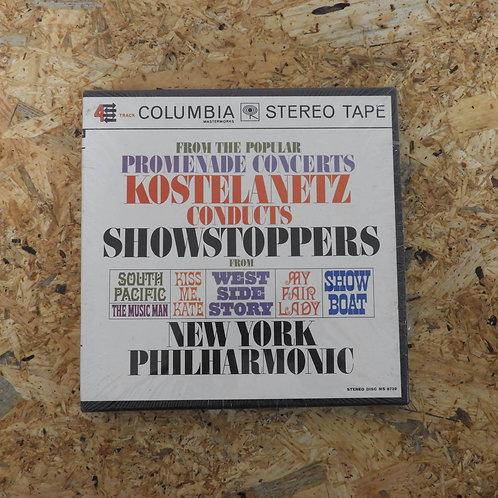 <未開封!>「 SHOWSTOPPERS / ANDRE KOSTELANETZ 」 オープンリール 7号 ミュージック テープ