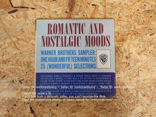 ROMANTIC MOODS / NOSTALGIC MOODS