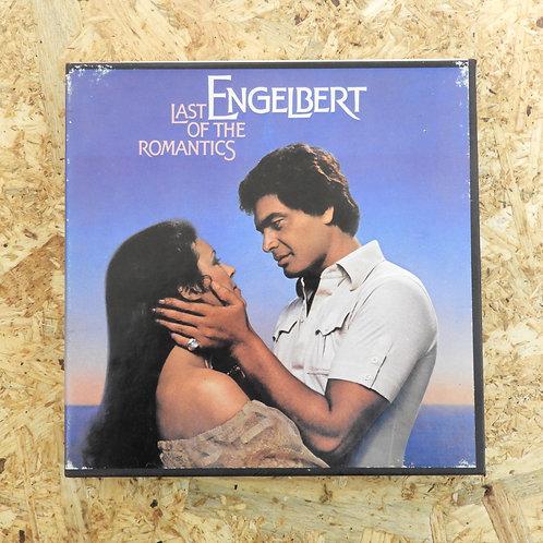 <再生確認済み>「 ENGELBERT / LAST OF THE ROMANTICS 」 オープンリール 7号 ミュージック テープ