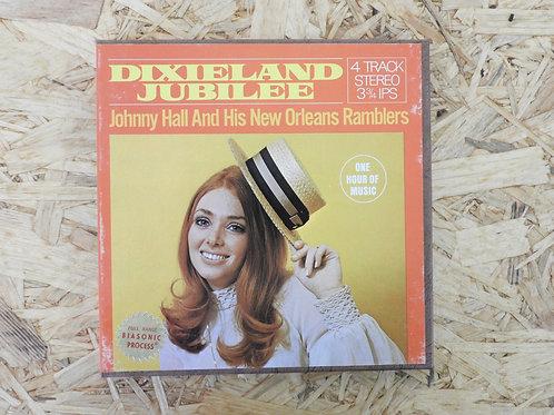 <再生確認済み>「  DIXELAND JUBILEE 」 オープンリール 7号 ミュージック テープテープ