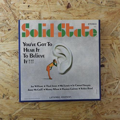 <再生確認済み>「 YOU'VE GOT TO HEAR IT TO BELIEVE IT !!! / V.A 」 オープンリール 7号 ミュージック テープ