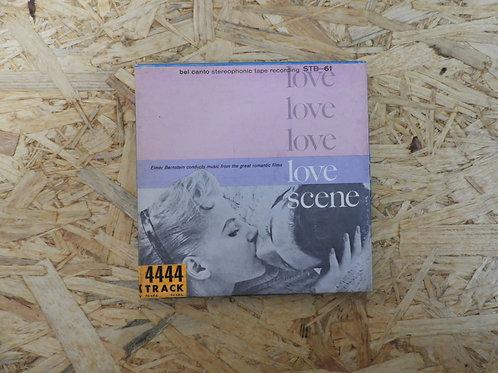 <再生確認済み>「 LOVE SCENE / ELMER BERNSTEIN 」 オープンリール 7号 ミュージック テープ