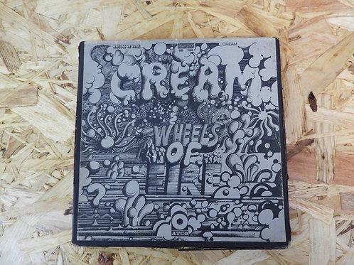 <再生確認済み>「 CREAM / WHEELS OF FIRE 」 クリーム オープンリール 7号 ミュージック テープ