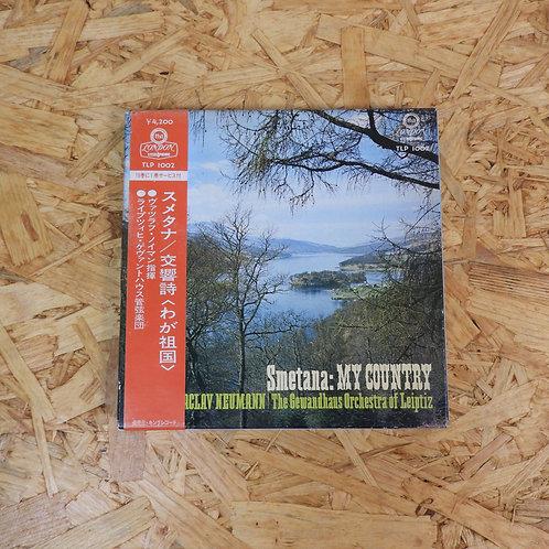 <再生確認済み>「 スメタナ:交響詩〈わが祖国〉 / ヴァツラフ・ノイマン 」 オープンリール 7号 ミュージック テープ