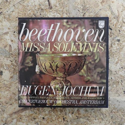 <再生確認済み>「 MISSA SOLEMNIS / BEETHOVEN 」 オープンリール 7号 ミュージック テープ