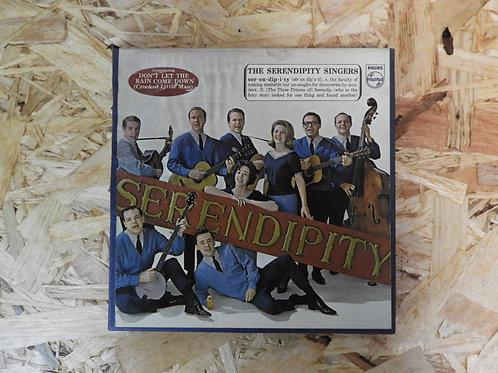 <再生確認済み>「 THE SERENDIPITY SINGERS 」 オープンリール 7号 ミュージック テープ