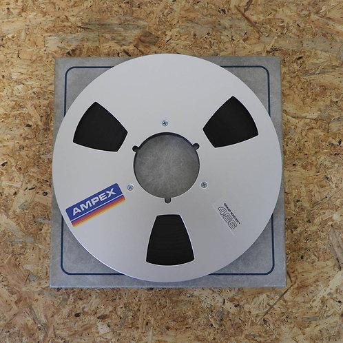 <状態未チェック> オープンリール テープ 1/2インチ 10号 メタルリール 112