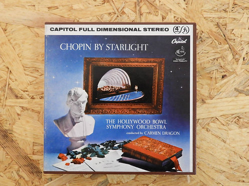 <再生確認済み・訳あり品>「 CHOPIN BY STARIGHT / THE HOLLYWOOD BOWL SYMPHONY ORCHESTRA 」 オープン