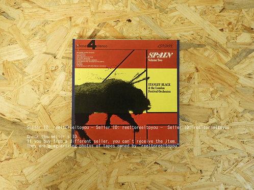 SPAIN VOLUME 2 / STANLEY BLACK