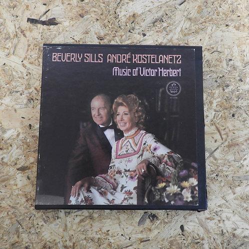 <再生確認済み>「BEVERLY SILLS-ANDRE KOSTELANETZ/MUSIC OF VICTOR HERBERT WITH THE LONDON