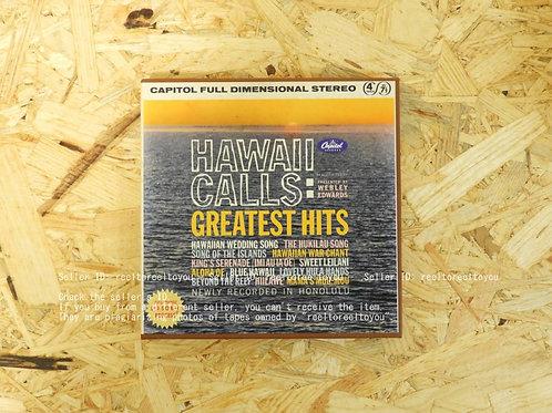HAWAII CALLS GREATEST HITS / WEBLEY EDWARDS