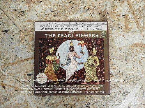 BIZET : THE PEARL FISHERS / PIERRE DERVAUX