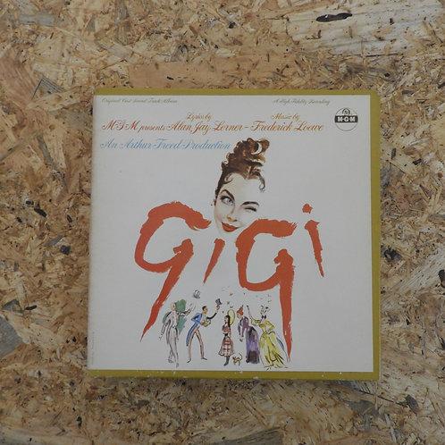 <再生確認済み>「 GIGI / SOUNDTRACK」 オープンリール 7号 ミュージック テープ