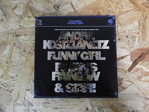 <再生確認済み>「 ANDRE KOSTELANETZ HITS FROM FUNNY GIRL, FINIAN'S RAINBOW AND STAR! 」 オ