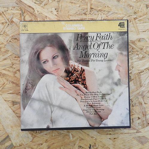 <再生確認済み>「 PERCY FAITH / ANGEL OF THE MORNING 」 オープンリール 7号 ミュージック テープ