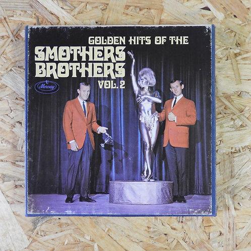 <再生確認済み>「 THE SMOTHERS BROTHERS / GOLDEN HITS VOLUME TWO 」 オープンリール 7号 ミュージック テープ