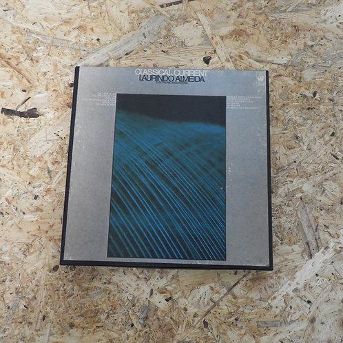 <再生確認済み>「 CLASSICAL CURRENT LAURINDO ALMEIDA 」 オープンリール 7号 ミュージック テープ