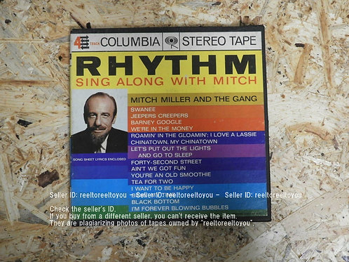 RHYTHM SING ALONG WITH MITCH / MITCH MILLER