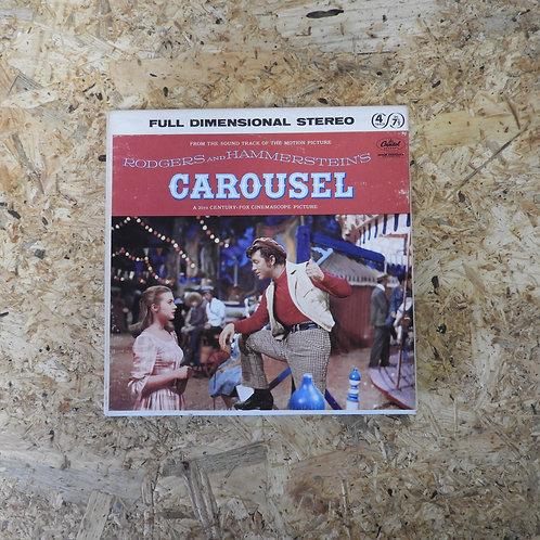 <再生確認済み>「 CAROUSEL - SOUNDTRACK 」 オープンリール 7号 ミュージック テープ