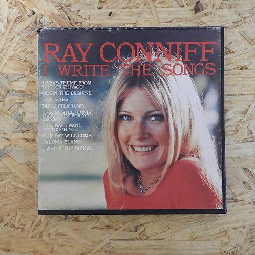 <再生確認済み>「 RAYCONNIFF / I WRITE THE SONGS 」 オープンリール 7号 ミュージック テープ