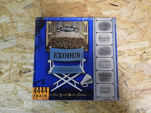 <再生確認済み>「 EXODUS 」 オープンリール 7号 ミュージック テープ