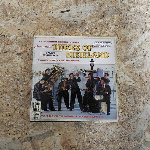 <再生確認済み>「 DUKES OF DIXIELAND 」 オープンリール 7号 ミュージック テープ
