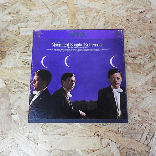 <再生確認済み>「 MOONLIGHT SONATA / ENTREMONT 」 オープンリール 7号 ミュージック テープ