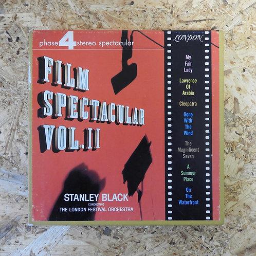 <再生確認済み>「 FILM SPECTACULAR VOL.Ⅱ / STANLEY BLACK - LONDON FESTIVAL ORCH. 」 オープンリ