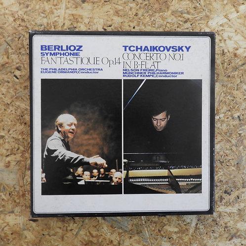 <再生確認済み>「 ベルリオーズ:幻想交響曲 / ユージン・オーマンディ指揮 」 オープンリール 7号 ミュージック テープ