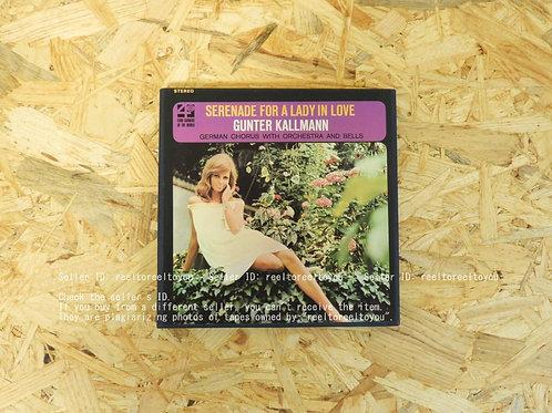 SERENADE FOR A LADY IN LOVE / GUNTER KALLMAN