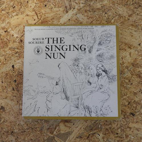 <再生確認済み>「 THE SINGING NUN / SOEUR SOURIRE 」 オープンリール 7号 ミュージック テープ