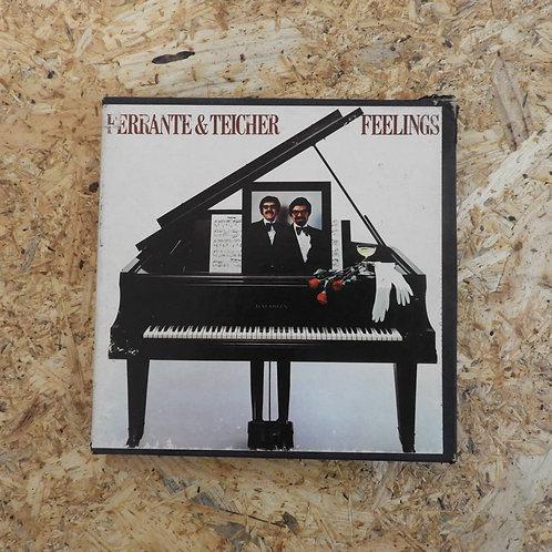 <再生確認済み>「 FEELINGS / FERRANTE & TEICHER 」 オープンリール 7号 ミュージック テープ